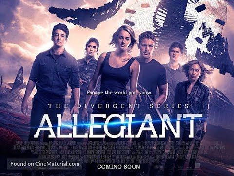 The Divergent Series:  Allegiant English Movie Review In Tamil By தமிழ் Sydney Sider