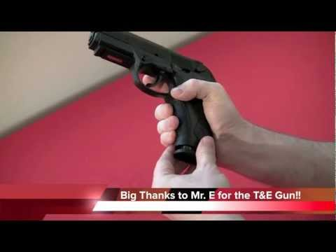 Beretta PX4 Storm Review, Crucible Arms