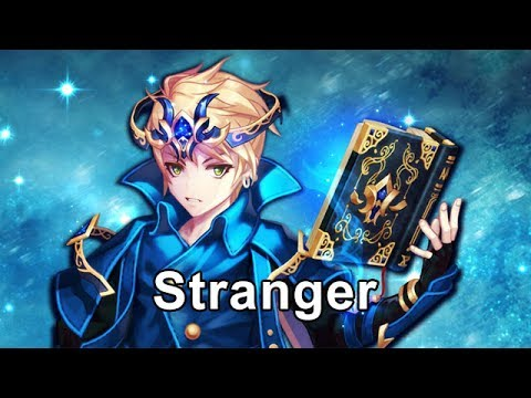 Lost Saga Hero  Stranger Unique
