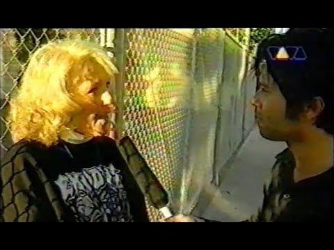 Exodus  San Francisco 08.03.1997 TV Live &