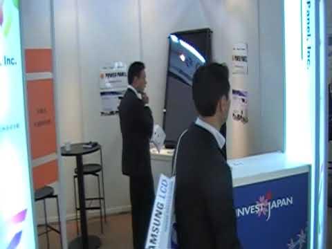 Power Panel at the Green Device Show Oct 2009 Yokohama Japan