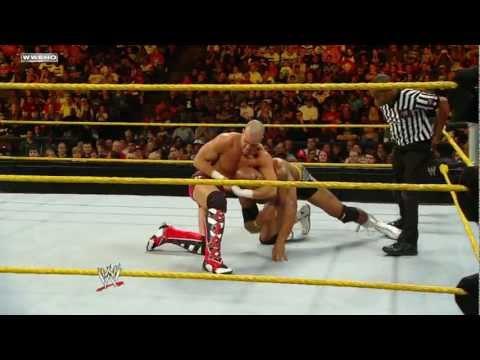 WWE NXT: Percy Watson vs. Tyson Kidd