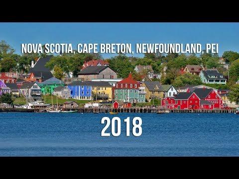 Nova Scotia, Cape Breton, Newfoundland, and P.E.I. 2018