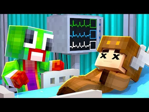Minecraft Daycare - TROLLING UNSPEAKABLEGAMING FOR 24 HOURS! W/ MOOSECRAFT (Minecraft Kids Roleplay) thumbnail