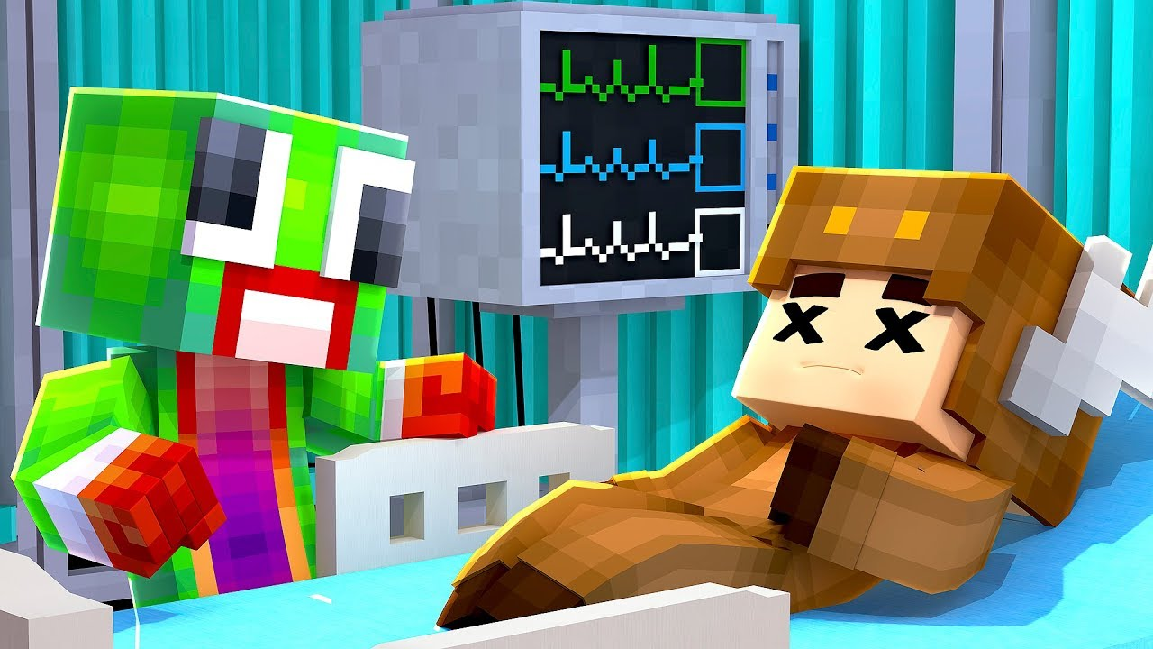 Minecraft Daycare - TROLLING UNSPEAKABLEGAMING FOR 11 HOURS! W/ MOOSECRAFT  (Minecraft Kids Roleplay)