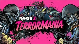 RAGE 2: TerrorMania Official Launch Trailer