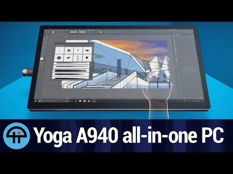Yoga A940 Aims for Content Creators