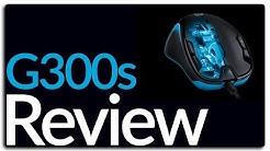 Logitech G300s - Meinung (Review/Test -  Deutsch)