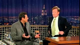 Conan O'Brien 'Jeff Goldblum 8/5/05