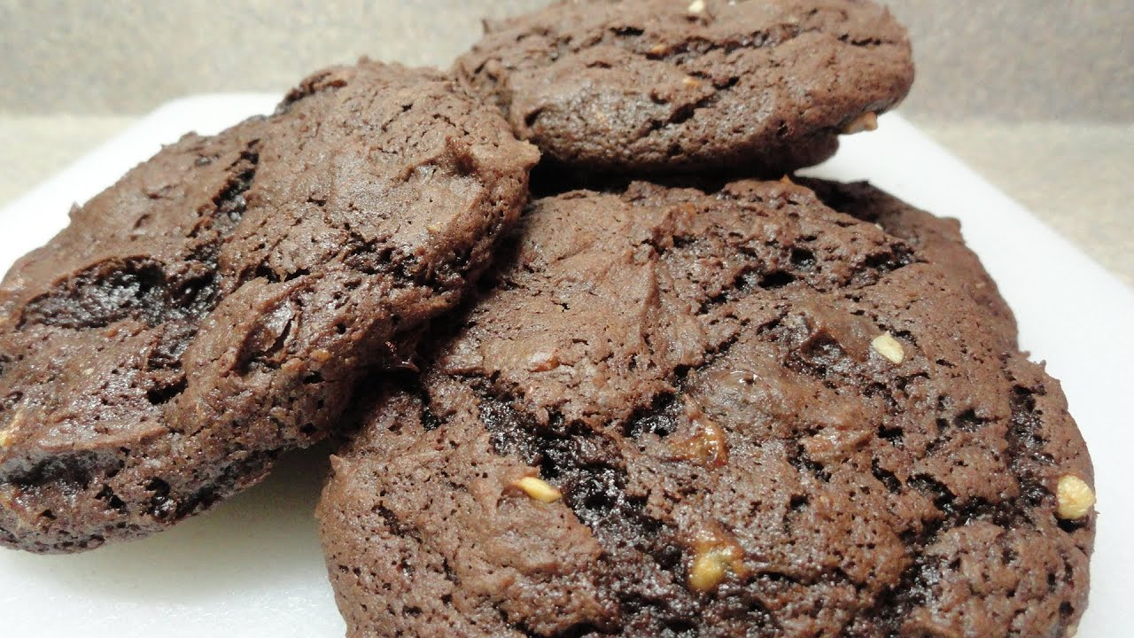 Using Chocolate Cake Mix For Cookies
