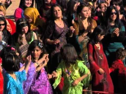 SOAS Ceilidh Band - Tour to Iraqi Kurdistan - Nowruz concert - 21 March 2013