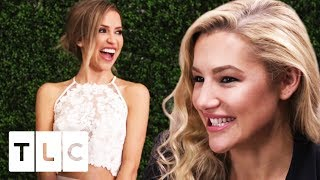 Hayley Paige Makes Kaitlyn Bristowe's Perfect Wedding Gown! | Hayley Ever After