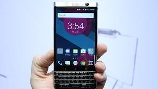 BlackBerry Mercury hands on at CES 2017 #thenewblackberry
