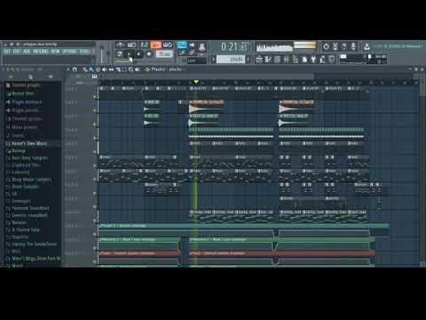 Porter Robinson - Polygon Dust ft. Lemaitre (MixMatch FL Studio Drop Remake)