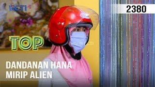 TUKANG OJEK PENGKOLAN  - Special Keluarga Abi dan Umi  - Dandanan Hana Mirip Alien | 14 Mei 2020