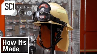 How It's Made: Thermoplastic Fire Helmets