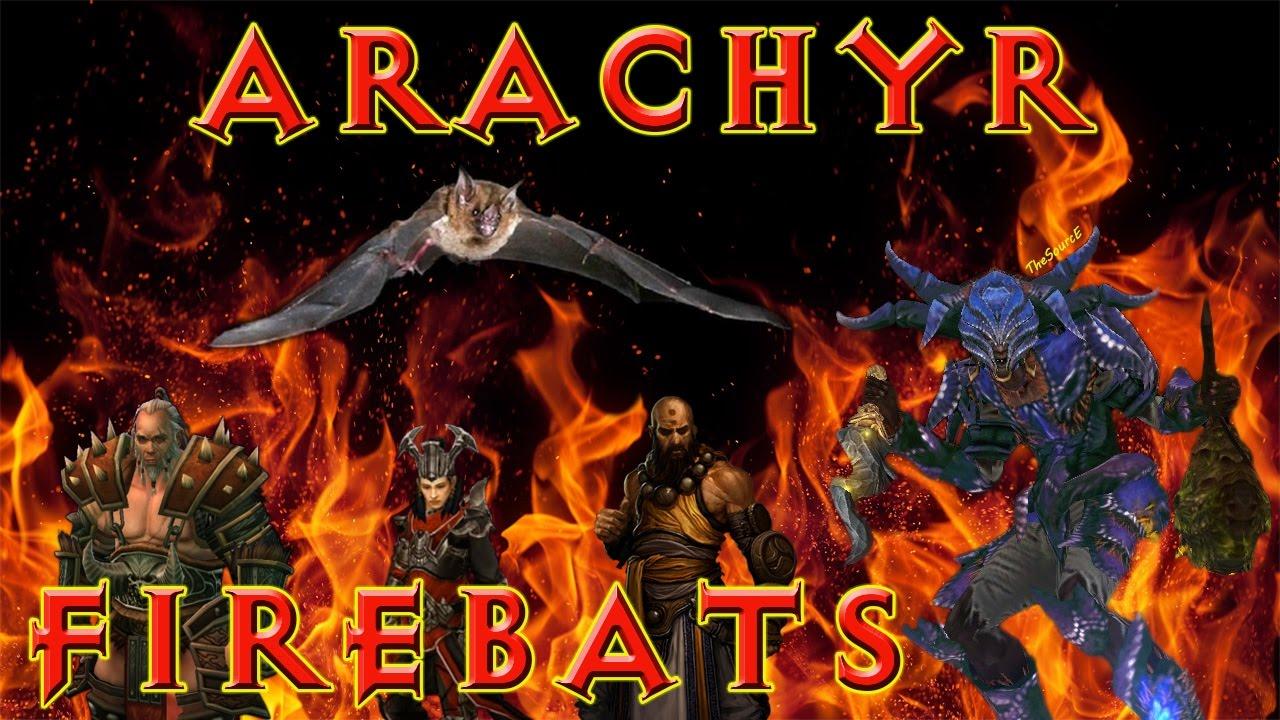 Diablo  Witch Doctor Firebats Build