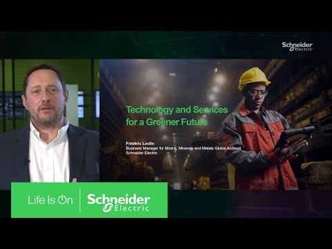 How Services Help in Decarbonizing Your Mining, Minerals, and Metals Business | Schneider Electric