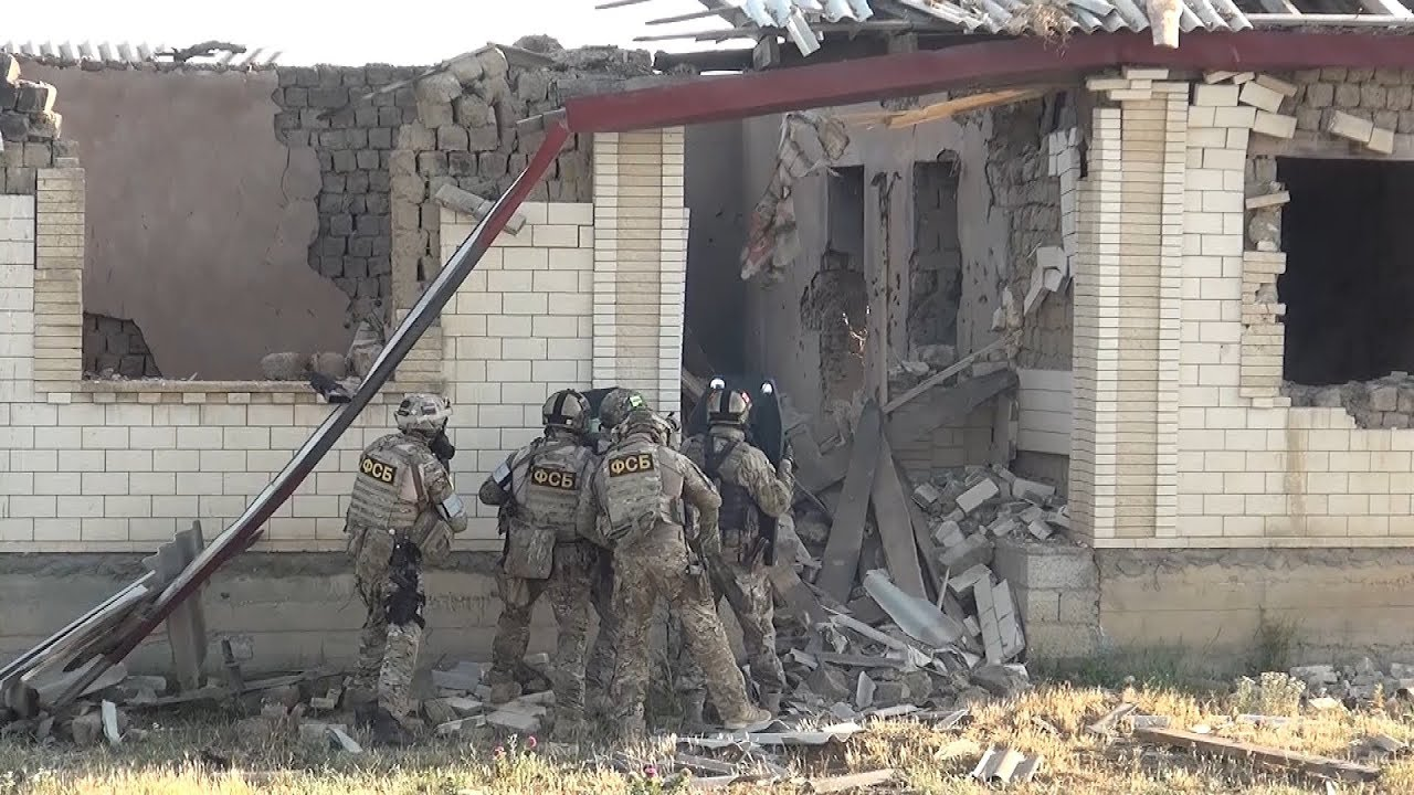В Дагестане ликвидировали трёх боевиков