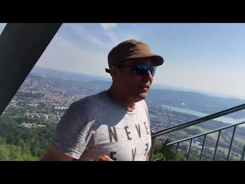 Switzerland, Zurich, Uetliberg. سويسرا ، زيورخ