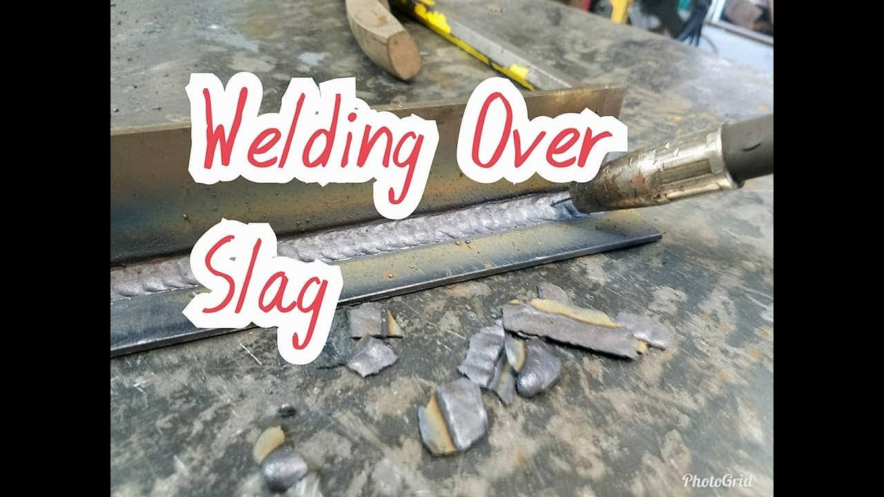 How to use a wire feed welder without shielding gas