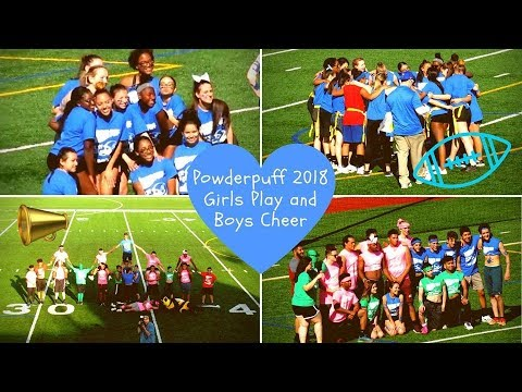 Powderpuff 2018 Bayonne High School | Duda Mendonça