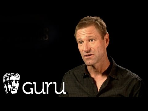 Aaron Eckhart shares his acting secrets