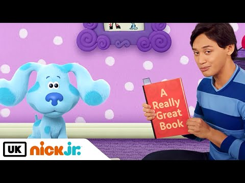 Blue's Clues & You! | ABCs With Blue 📖 | Nick Jr. UK