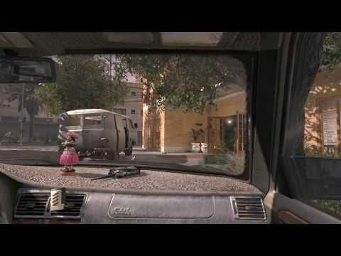 Call Of Duty Modern Warfare 2 Mission 5: Takedown