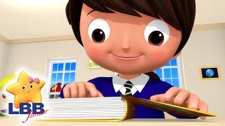 Time For School Song | Little Baby Bum Junior | Cartoons and Kids Songs | Songs for Kids