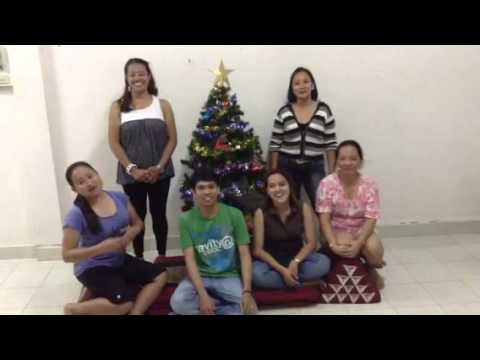 Seasons greetings from Mindanao