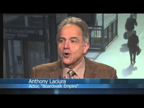 Anthony Laciura  Steve Adubato  One on One
