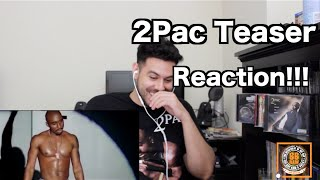 All Eyez On Me (2Pac Bio Pic Teaser Trailer) - Reaction