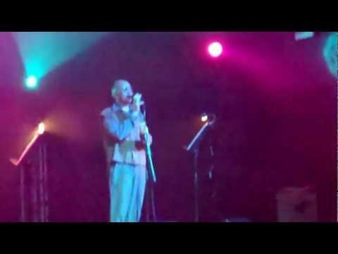 Giovanni Lindo Ferretti - Radio Kabul @ Trezzo Sull'Adda 13-04-2012