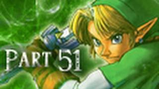 Legend of Zelda Ocarina of Time 3DS Walkthrough Part 51 - The Shadow Temple
