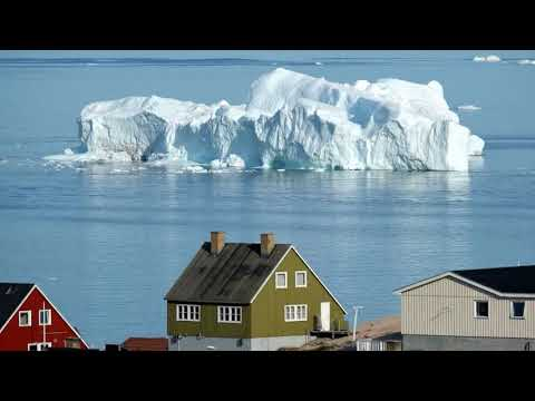 Greenland ice sheet loses 11 billion tons of water in one day amid historic heat