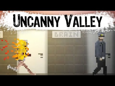 Uncanny Valley - SCARY GAME - Full Game Walkthrough Attempt 1