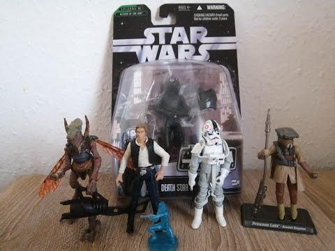 Heti videó: 18# Star Wars Saga Collection figurák részletesen 1.rész