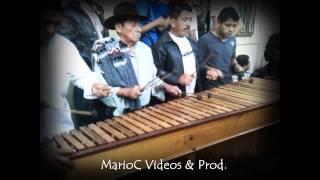 Son Jacaltenango Alegre (Son de carnaval) - Marimba Pura Sencilla, Jacaltenango, GUATEMALA.
