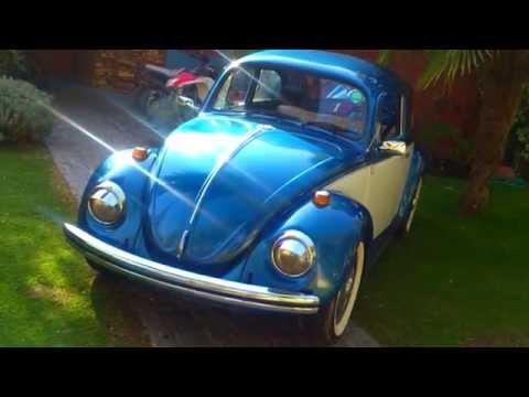 VW ESCARABAJO 1981