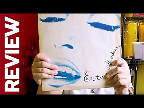 Discografia Madonna - Erotica 1992