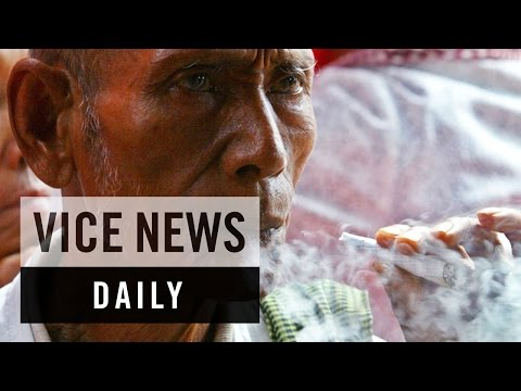 VICE News Daily: Bad News For Cambodia's Smokers