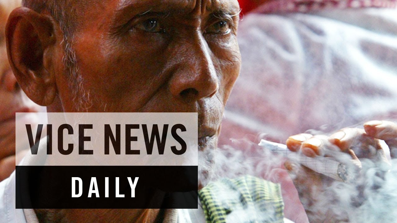 Vice news daily bad news for cambodia s smokers youtube