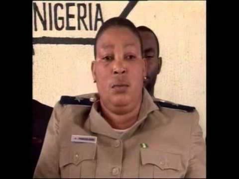Maritime Security Agency News Conference In Benin