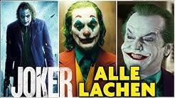 Joker: Wer Lacht am Besten? | Alle Lachen