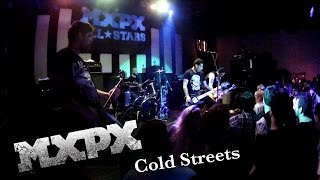 "MxPx All Stars ""Cold Streets"" @ Sala KGB (14/04/2012) Barcelona"