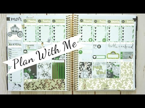 Plan With Me / March 20-26 (ECLP) / ft.Planning World