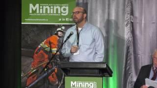 Innovators Panel: Innovations in mining safety