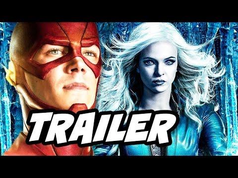 The Flash Season 3 Episode 2 Killer Frost Trailer Breakdown
