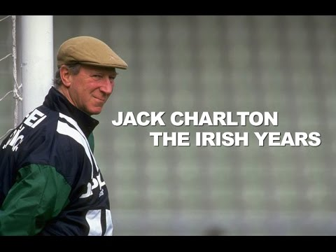 Jack Charlton The Irish Years